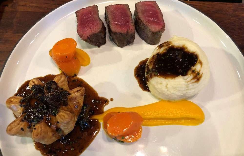 Stuart Clarke Restaurant Reviews
