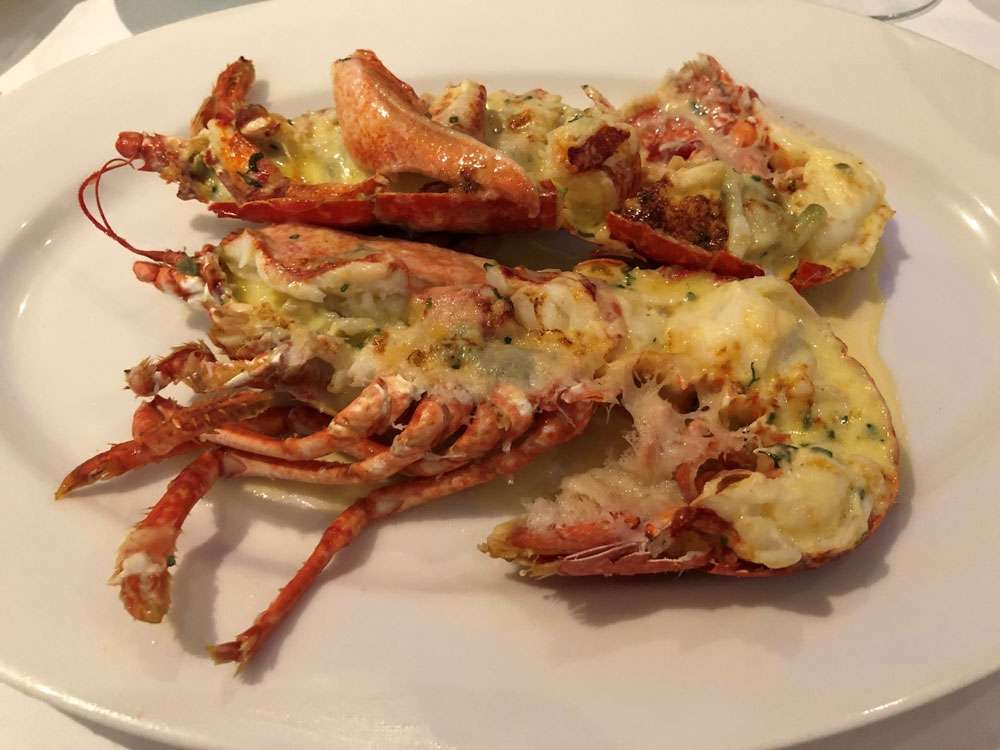 The Gastronome Restaurant Reviews - The Seafood Restaurant, Padstow