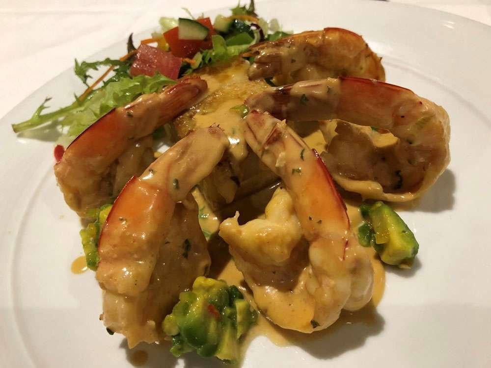 The Gastronome Restaurant Reviews - La Vue Waterside Restaurant