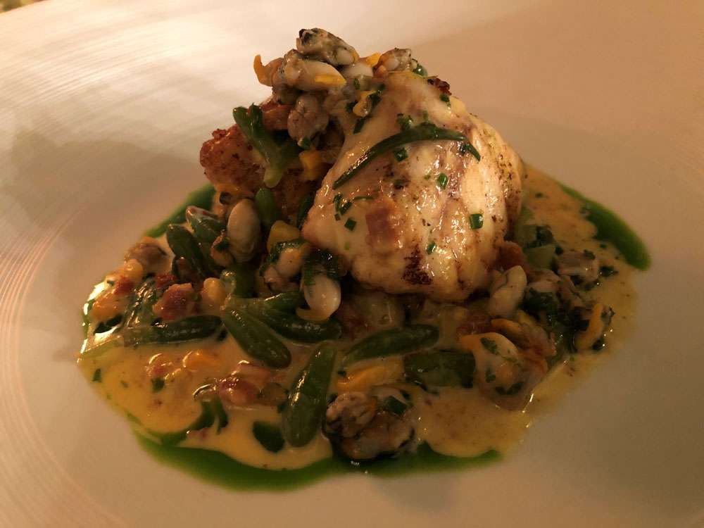 The Gastronome Restaurant Reviews - Samphire