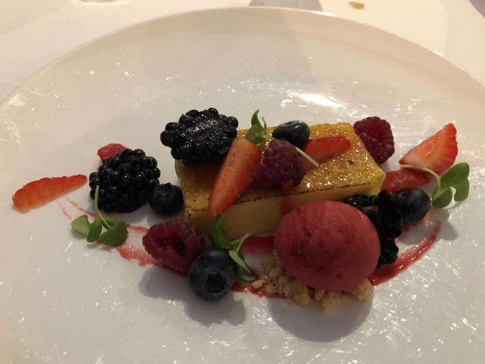 The Gastronome Restaurant Reviews - Longueville Manor, Jersey