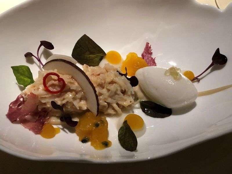 The Gastronome Restaurant Reviews - Belmond Le Manoir aux Quat'Saisons