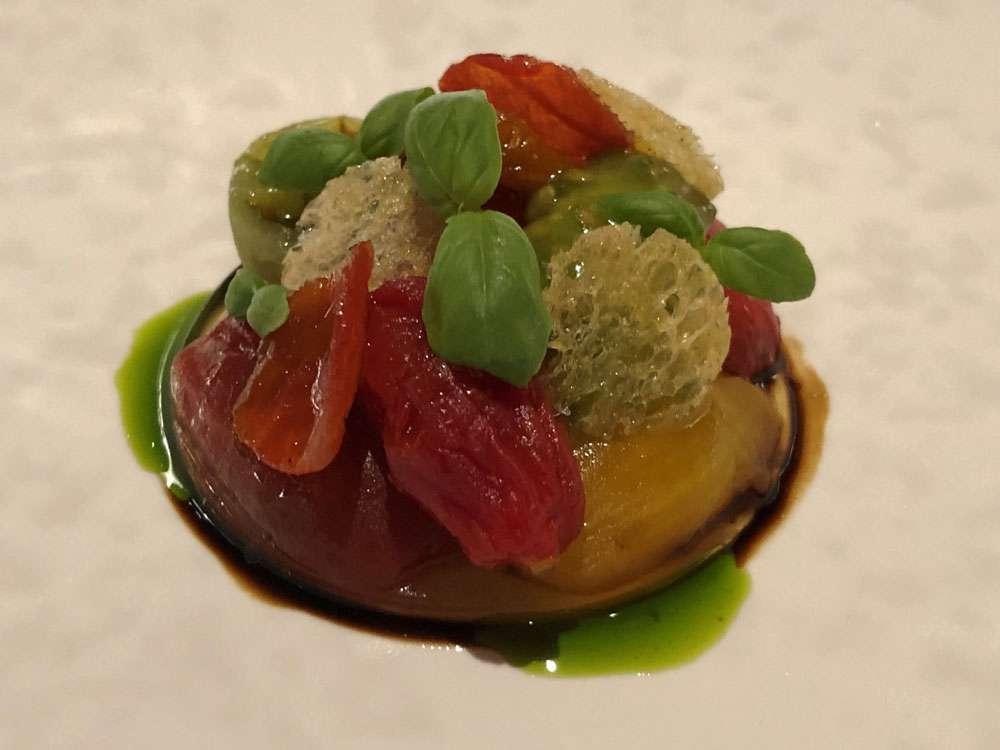 The Gastronome Restaurant Reviews - Number One, The Balmoral, 1 Princes Street, Edinburgh EH2 2EQ